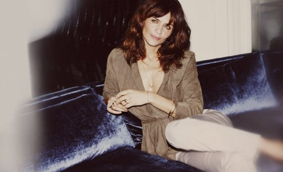 Helena Christensen Caractere Spring 2011 Campaign 10