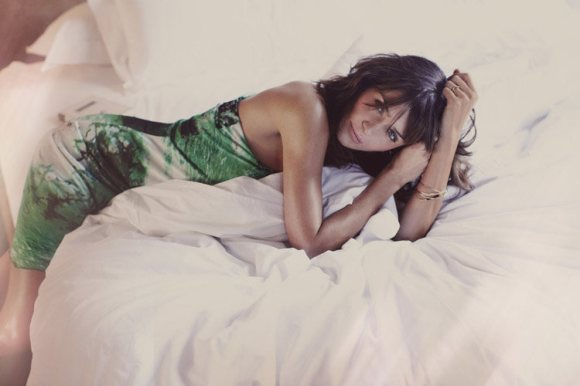 Helena Christensen Caractere Spring 2011 Campaign 3