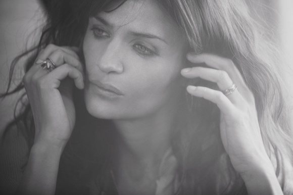 Helena Christensen Caractere Spring 2011 Campaign 4