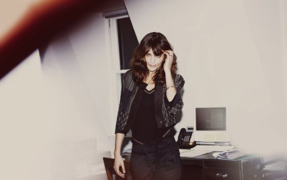 Helena Christensen Caractere Spring 2011 Campaign 7