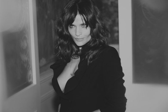 Helena Christensen Caractere Spring 2011 Campaign 8