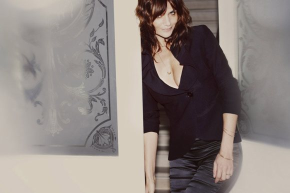 Helena Christensen Caractere Spring 2011 Campaign 9