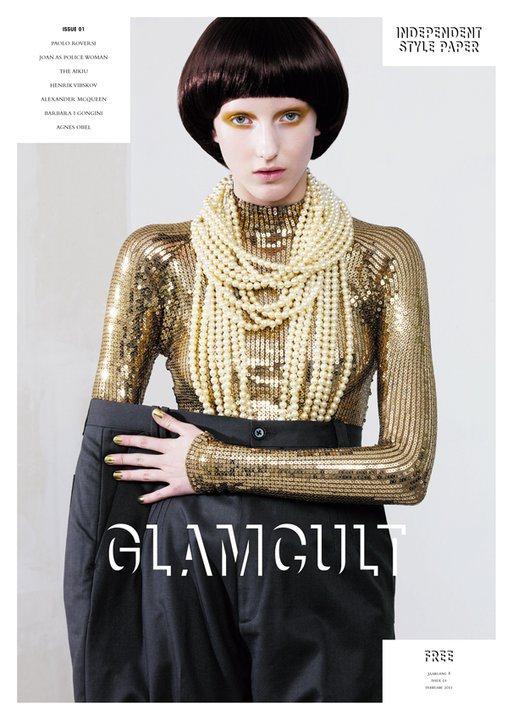Iris Egbers Glamcult Magazine February 2011