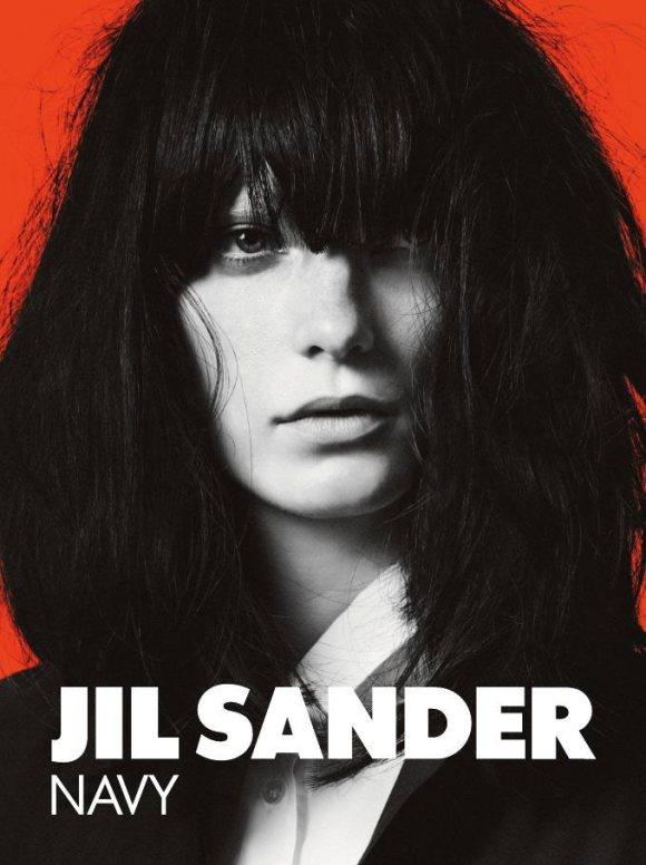 Jil Sander Navy Spring 2011 Campaign 1