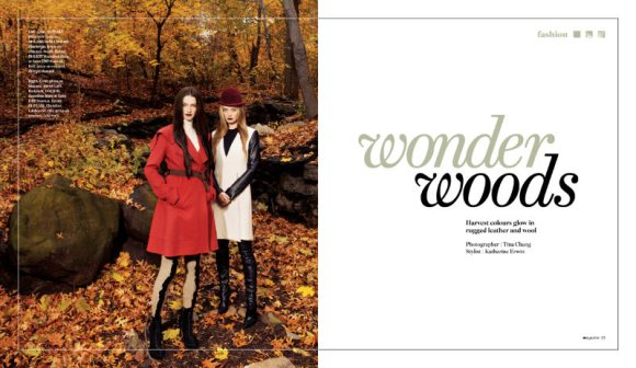 Julia Marla M Magazine 2