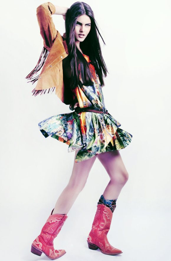 Kamila Hansen for Of the Moda 15 2