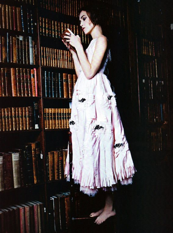 Keira Knightley Vogue Italia January 2011 11