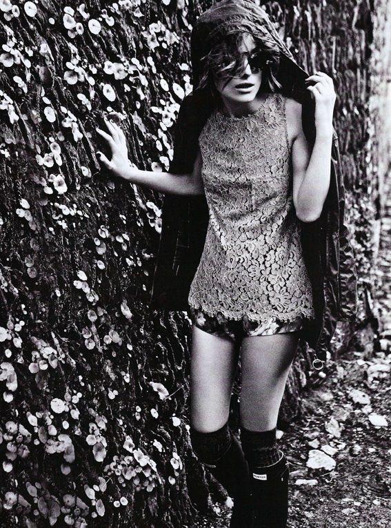 Keira Knightley Vogue Italia January 2011 8