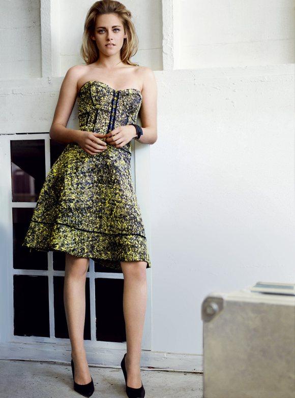 Kristen Stewart Vogue US February 2011 5