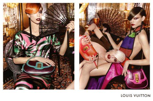 Louis Vuitton Spring 2011 Campaign