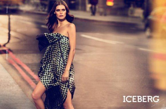 Malgosia Bela Iceberg Spring 2011 Campaign