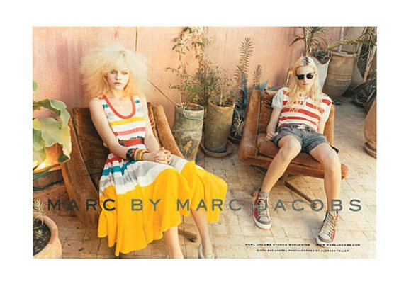 Marc by Marc Jacobs Spring 2011 Campaign