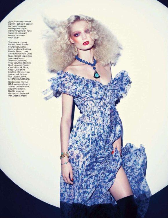 Melissa Tammerijn Vogue Russia February 2011 3