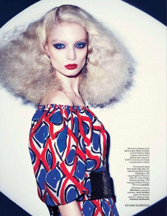 Melissa Tammerijn Vogue Russia February 2011 5