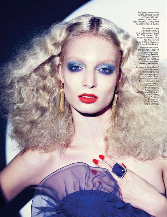 Melissa Tammerijn Vogue Russia February 2011 6