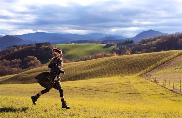 Michelle McCallum Grazia Italy 2