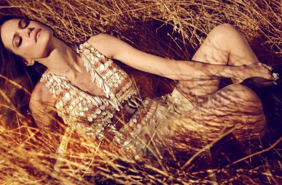 Missy Rayder Elle Spain February 2011 1