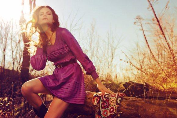 Missy Rayder Elle Spain February 2011 2