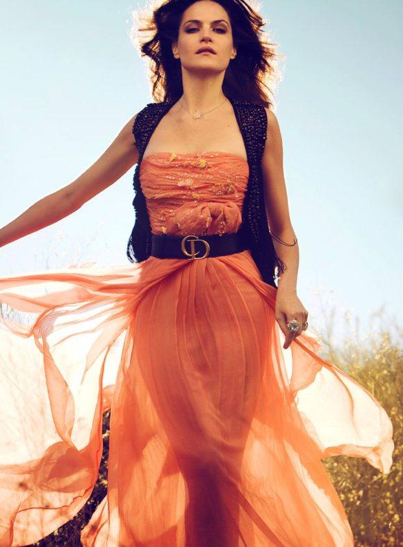 Missy Rayder Elle Spain February 2011 6