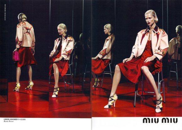 Miu Miu Spring 2011 Campaign Preview