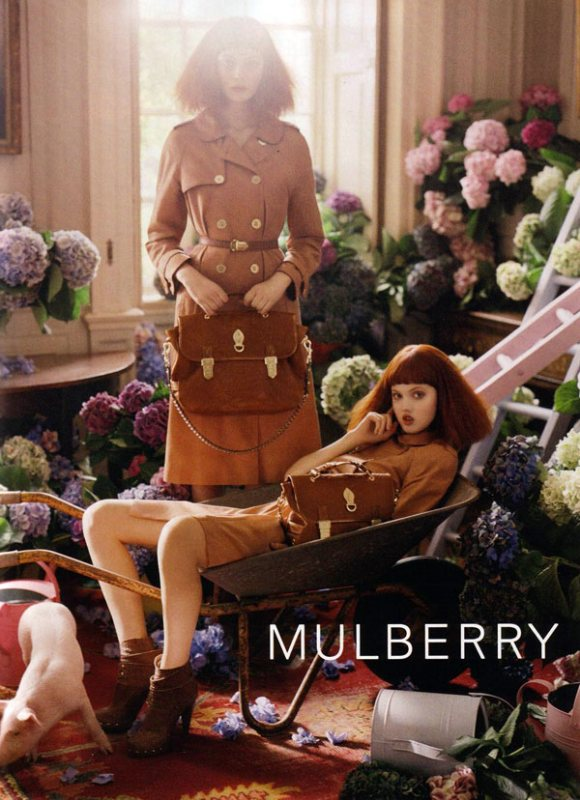 Mulberry Spring 2011 Campaign