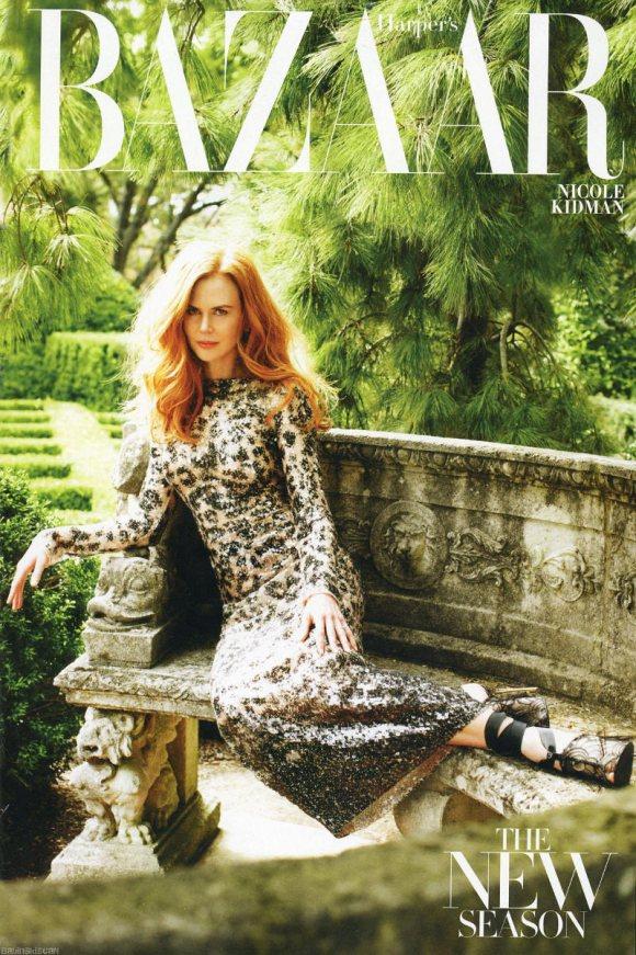 Nicole Kidman for Harpers Bazaar February 2011 2