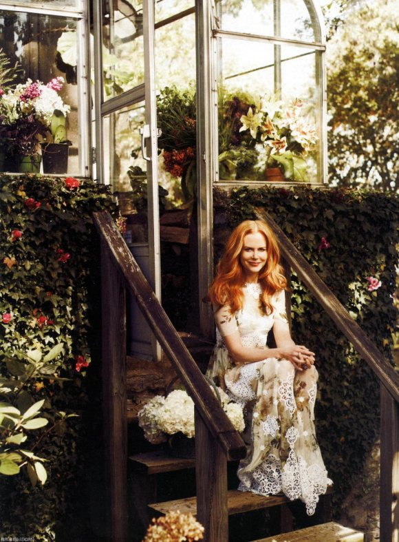 Nicole Kidman for Harpers Bazaar February 2011 4