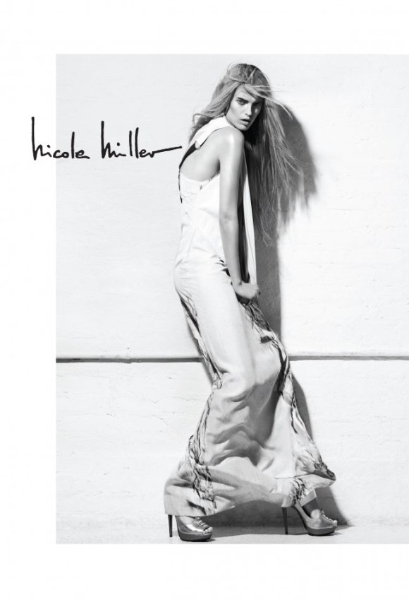 Nicole Miller Spring 2011 Campaign 2