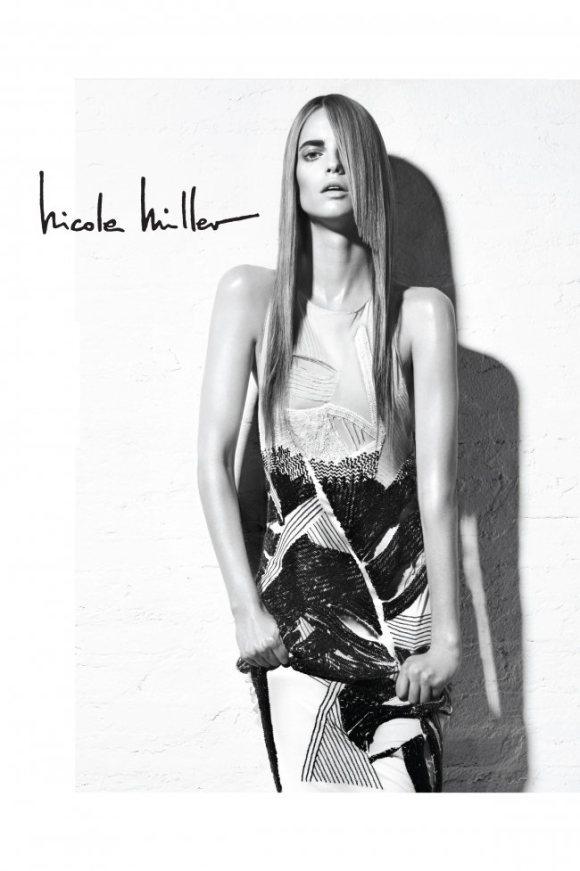 Nicole Miller Spring 2011 Campaign 3