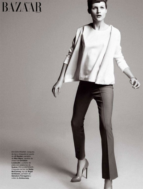 Nina Porter Harpers Bazaar Spain February 2011 6