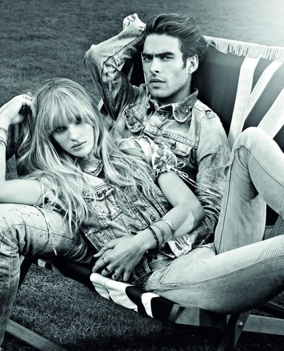 Pepe Jeans S S 2011 Campaign 1