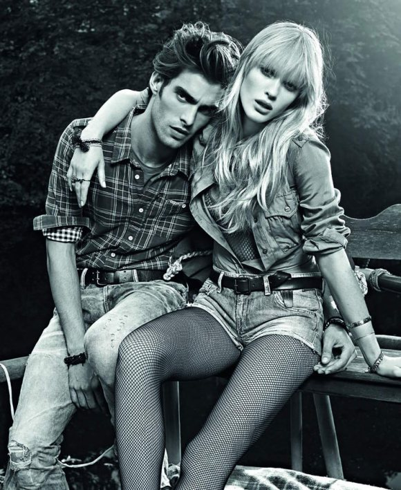Pepe Jeans S S 2011 Campaign 2