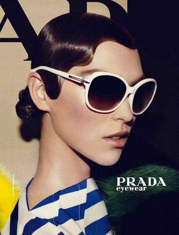 Prada Spring 2011 Campaign Preview 1