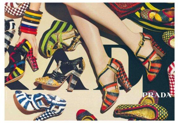 Prada Spring 2011 Campaign Preview 2