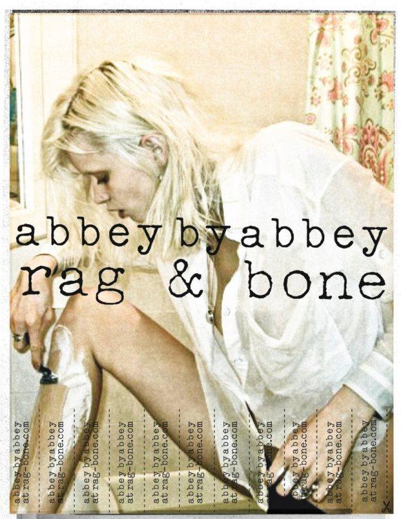 Rag Bone Spring 2011 Campaign 2