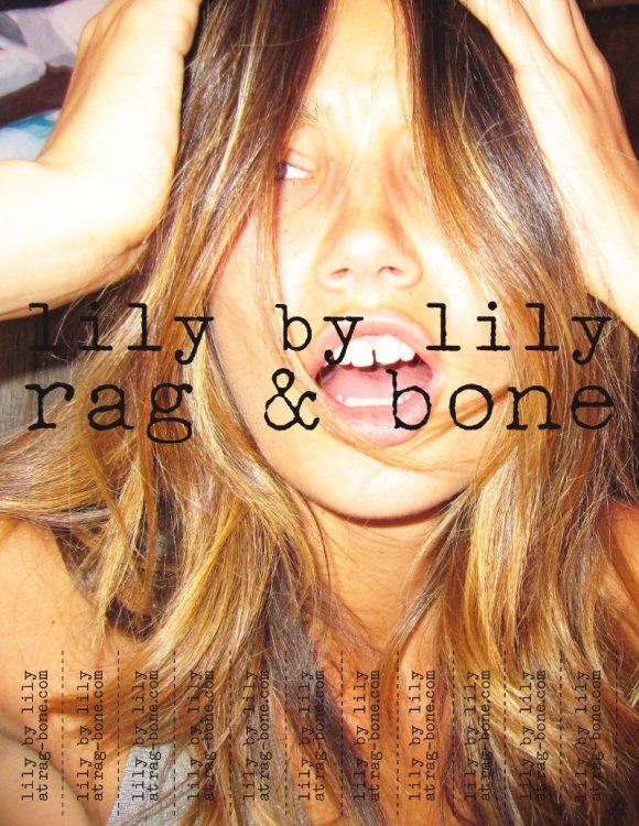 Rag Bone Spring 2011 Campaign 7