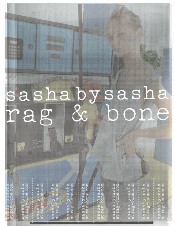 Rag Bone Spring 2011 Campaign 8