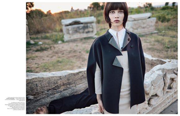 Ranya Mordanova  Vogue Turkey January 2011 10