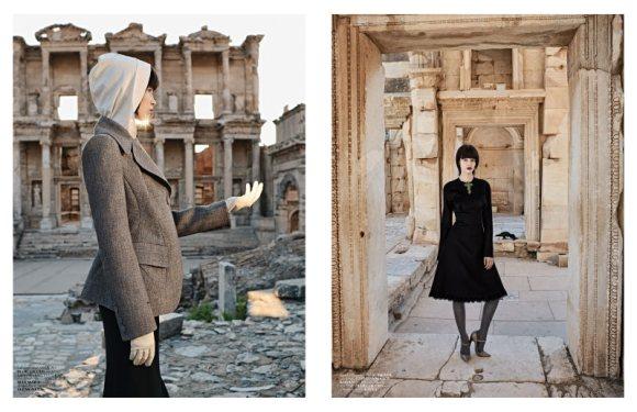 Ranya Mordanova  Vogue Turkey January 2011 8