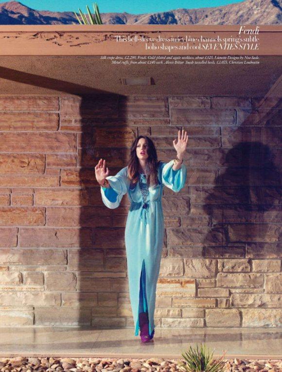 Ruby Aldridge Harpers Bazaar UK February 2011 13