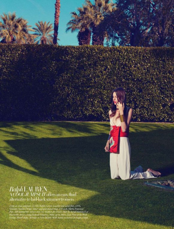 Ruby Aldridge Harpers Bazaar UK February 2011 21