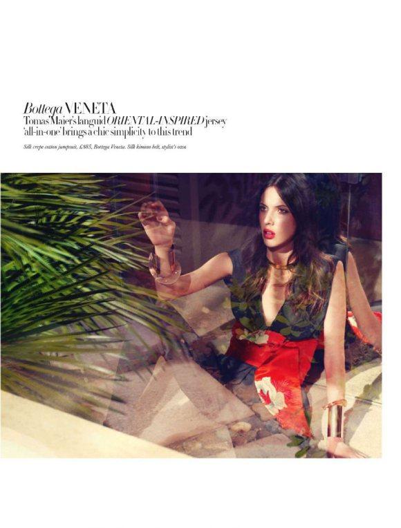 Ruby Aldridge Harpers Bazaar UK February 2011 5