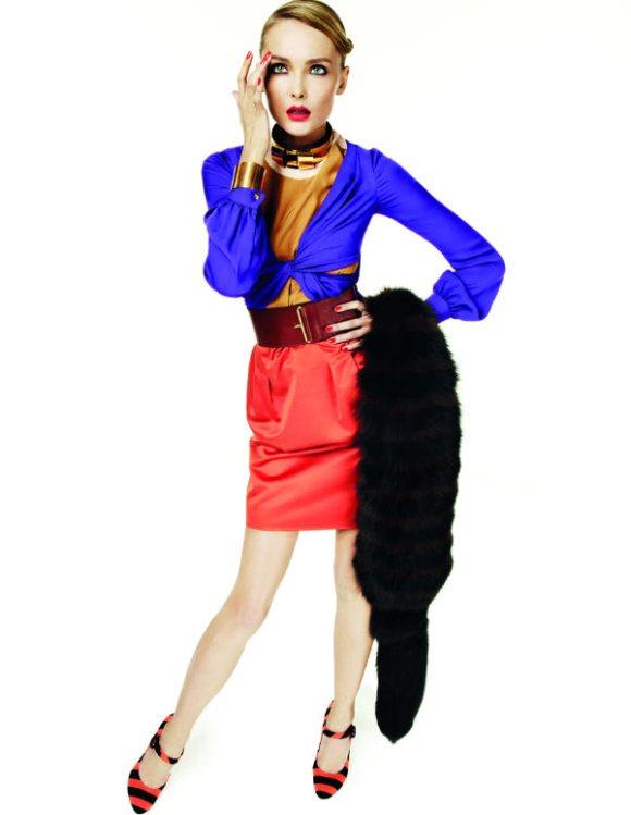Snejana Onpka Vogue Nippon February 2011 6