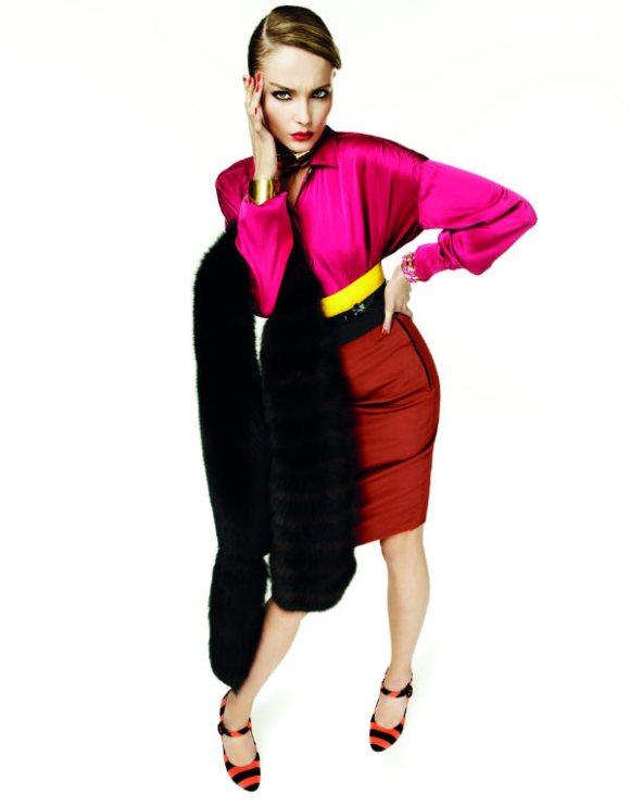 Snejana Onpka Vogue Nippon February 2011 9