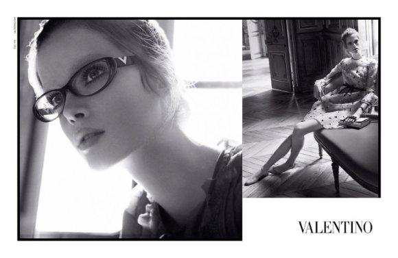 Valentino s s 2011 Campaign 1