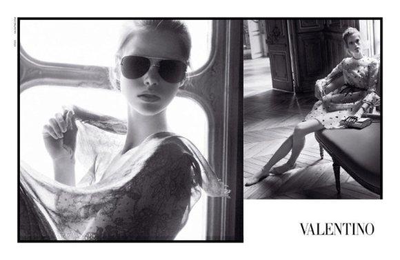 Valentino s s 2011 Campaign 12