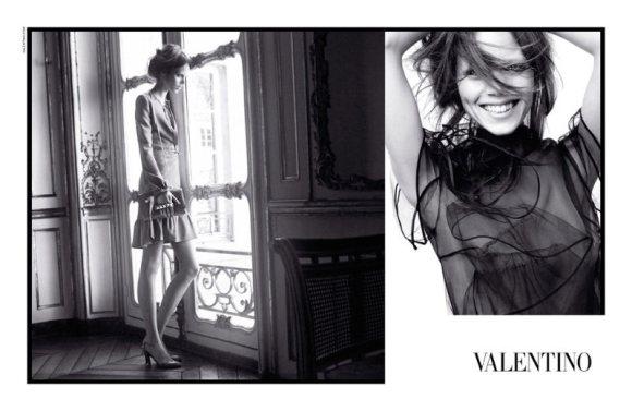 Valentino s s 2011 Campaign 2