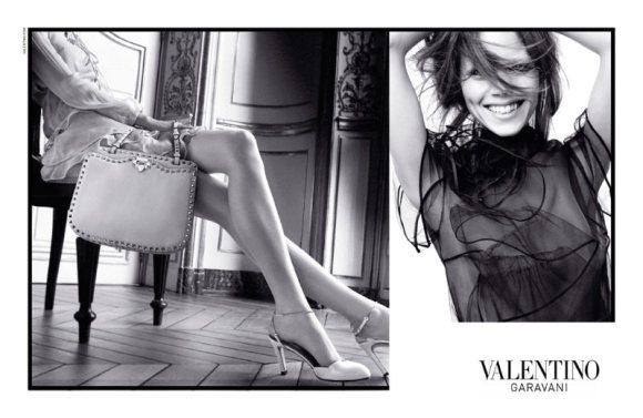 Valentino s s 2011 Campaign 3