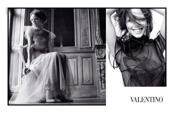 Valentino s s 2011 Campaign 4