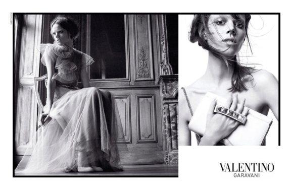 Valentino s s 2011 Campaign 5